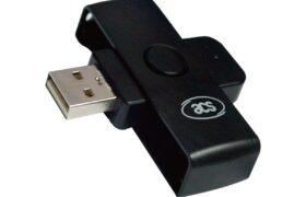 Считыватель контактных смарт-карт ACR38U-N1