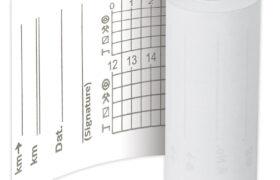 Термобумага для тахографа (чековая лента)